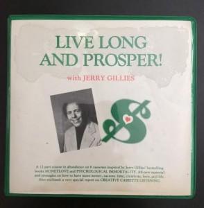 Live Long & Prosper Cover