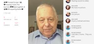 Jerry Gillies MoneyLove Periscope